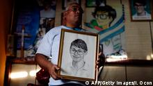 Nicaragua | Getöteter Demonstrant Alvaro Conrado