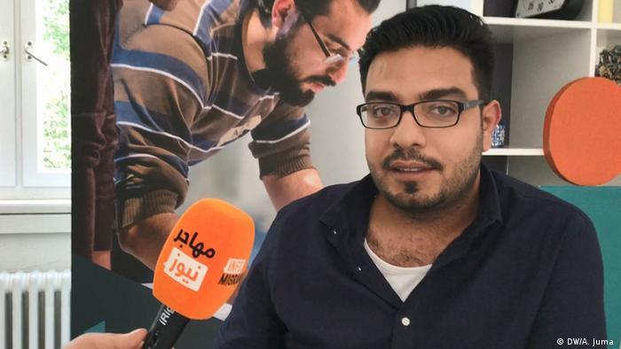 Nasim Khalil - Flüchtlinge aus Syrien