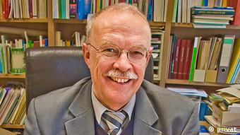 Profesor Frieder Dünke