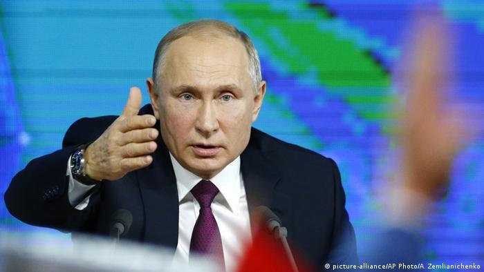 Putin kündigt Retourkutsche auf US-Raketentest an