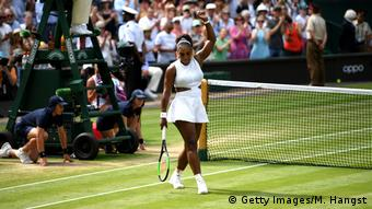 Wimbledon 2019 | Serena Williams, USA (Getty Images/M. Hangst)
