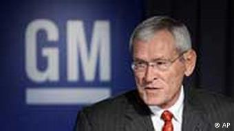 Edward Whitacre / GM / General Motors