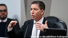 Brasilien Journalist Glenn Greenwald