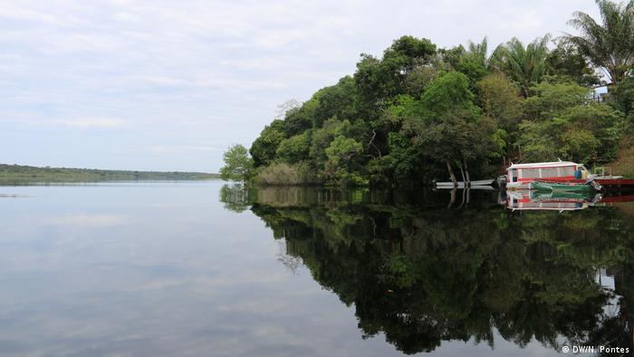 Brasilien Tumbira Gemeinde (DW/N. Pontes)