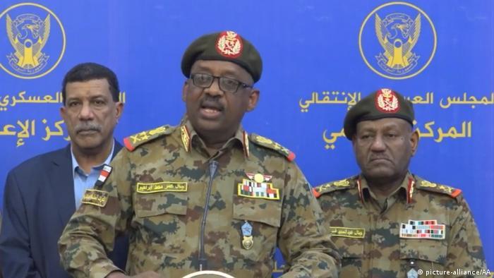 Sudan | Militärregierung PK Putschversuch vereitelt (picture-alliance/AA)