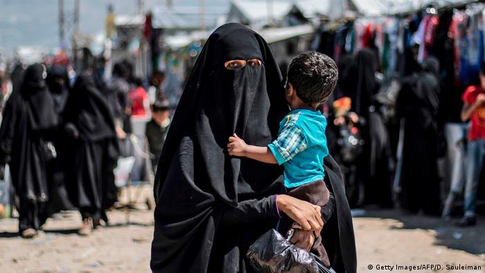 اوضاع نابسامان هواداران آلمانی داعش در سوریه