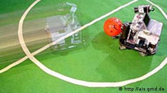 RoboCup German Open 2002