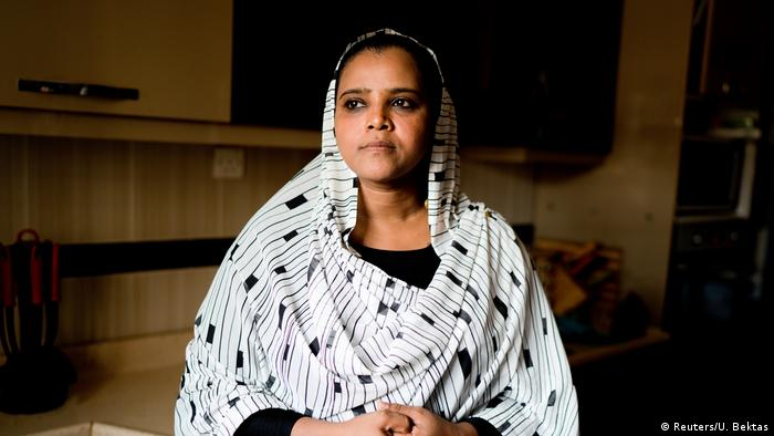Sudan Frauen Misshandlung Erfahrungsberichte Porträtreihe (Reuters/U. Bektas)