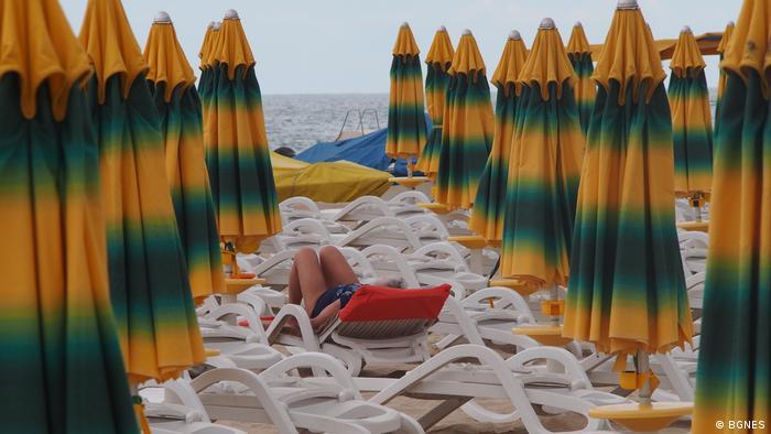 Плаж на Черноморието