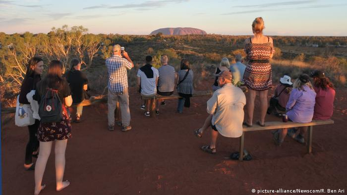 Australia Ayers Rock / Uluru