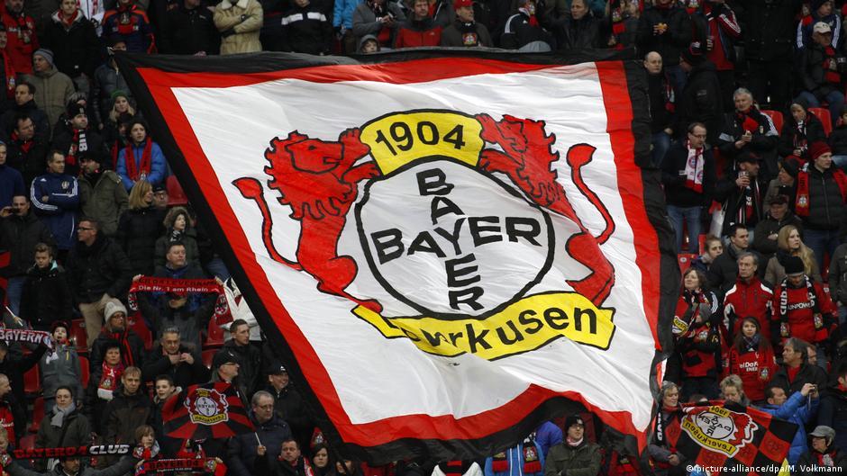 Болельщики немецких футбольных клубов