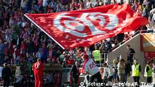 Fussball 1. Bundesliga / 1. FSV Mainz 05 - FC Augsburg 2:1