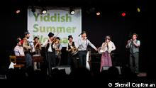 Musiker beim Yiddish Summer Weimar (Shendl Copitman)