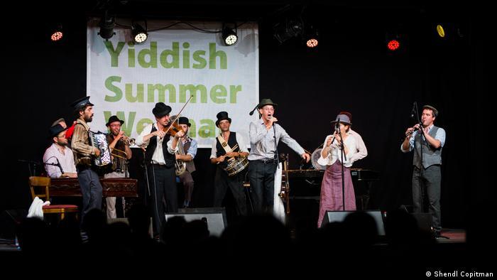 Yiddish Summer Weimar 2019