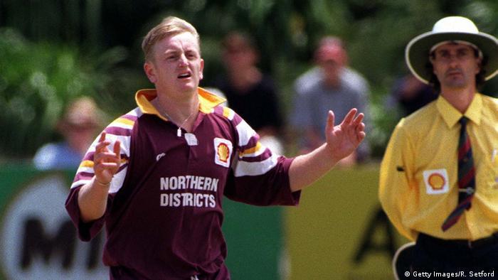 Ex-Cricket-Spieler Scott Styris (Getty Images/R. Setford)