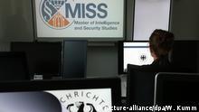 Masterstudiengang Intelligence and Security Studies