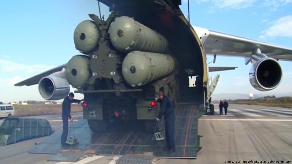 США не смогут купить С-400 у Турции