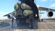 Russisches Flugabwehrsystem S-400 für Türkei