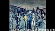 Leipzig Ausstellung Point of No Return