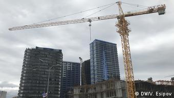 В Батуми строятся новые отели