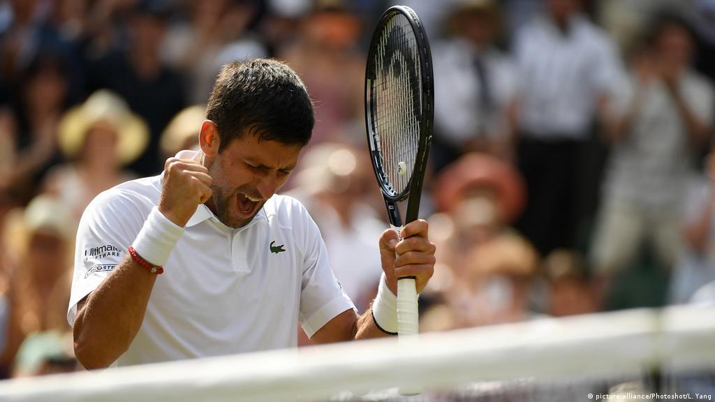 Wimbledon Novak Djokovic To Face Roger Federer In Final Sports German Football And Major International Sports News Dw 12 07 2019