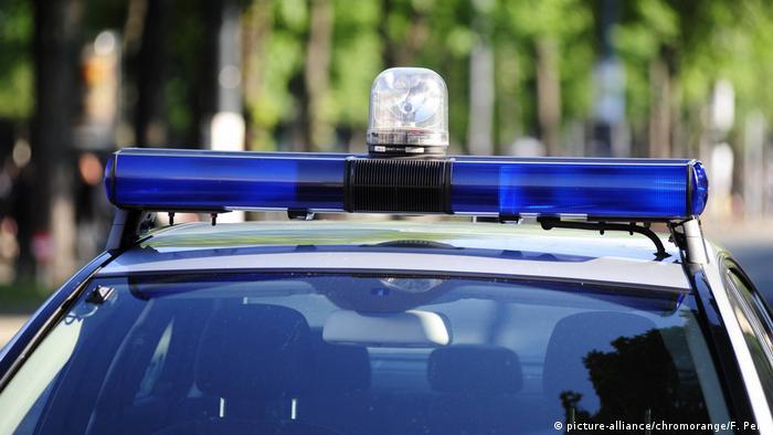 An Austrian police car