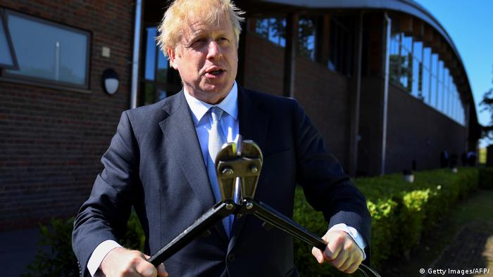 Boris Johnson (Getty Images/AFP/)