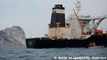 Supertanker Grace 1 NEU
