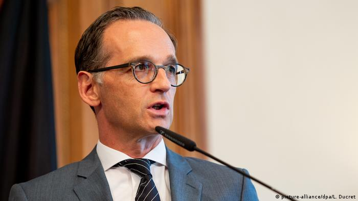 Heiko Maas (picture-alliance/dpa/L. Ducret)