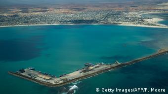 Somalia Stadtansicht Kismayo