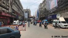 Karachi Pakistan traders Strike against IMF budget