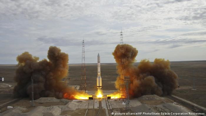 Russia launches German space telescope to map cosmos