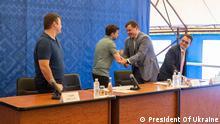 Ukraine Yuriy Gusev wird neuer Leiter der Regionalstaatsverwaltung von Kherson