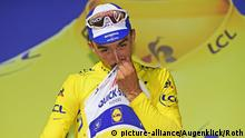 Tour de France 8. Etappe Julian Alaphilippe (picture-alliance/Augenklick/Roth)