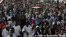 Sudan | Demonstration in Khartoum