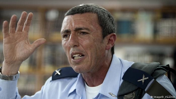 Rafi Peretz (Imago/D. Vaaknin)