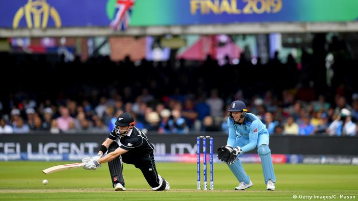 ICC Cricket World Cup 2019 | Finale England vs. Neuseeland (Getty Images/C. Mason)