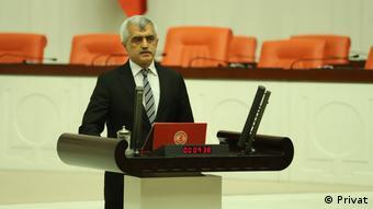 HDP milletvekili Ömer Faruk Gergerlioğlu