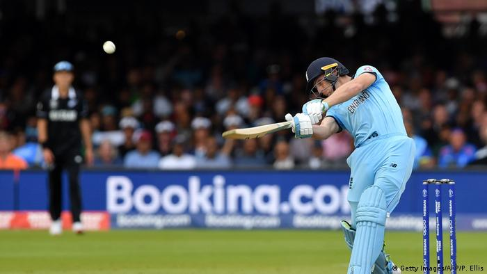 ICC Cricket World Cup Finale 2019 Neuseeland - England Jos Buttler (Getty Images/AFP/P. Ellis)