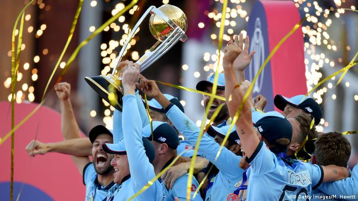 ICC Cricket World Cup Finale 2019 Neuseeland