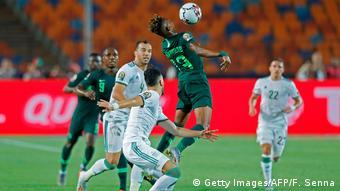 Afrika-Cup 2019 Halbfinale | Algerien - Nigeria