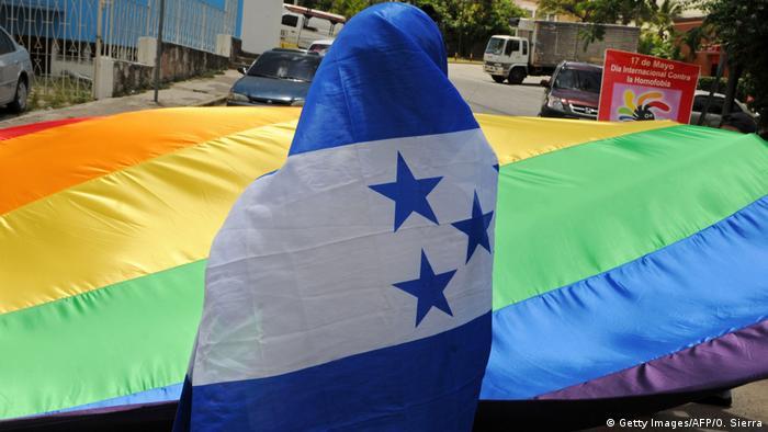 Honduras LGTB Protest Demonstration
