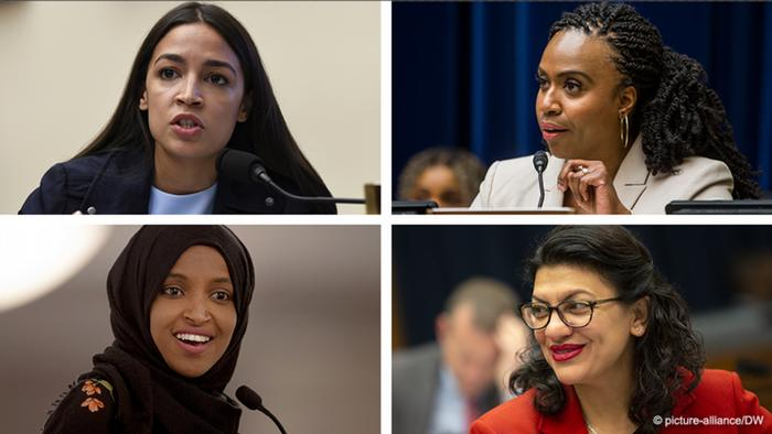 The squad: These are the women Trump wants to send back