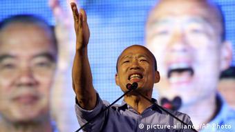 Taiwan Han Kuo-yu KMT Partei