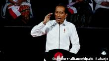 Indonesia's Presidential Vision and Mission 2019-2024