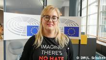 Belgien Brüssel | Magdalena Adamowicz - polnisches Mitglied des Europaparlaments