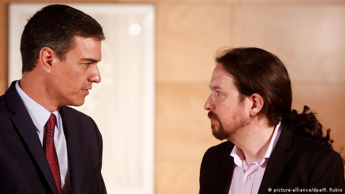 Spain: PM Sanchez says talks with far left have failed