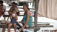 DW Produktionstills - Philippinen - Anpassung Manila Flutmanagement