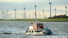 Emden - Windkraftanlage