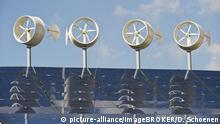Breisgau - Windkraftanlage